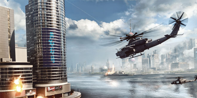 Battlefield 4 Squad Join Feature
