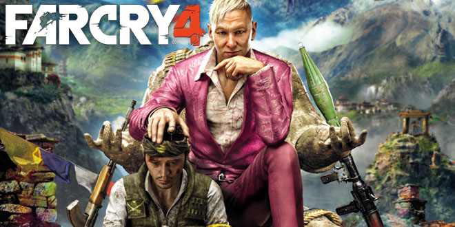 Far Cry 4: Gameplay