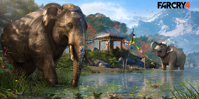 Far Cry 4 Neue Details