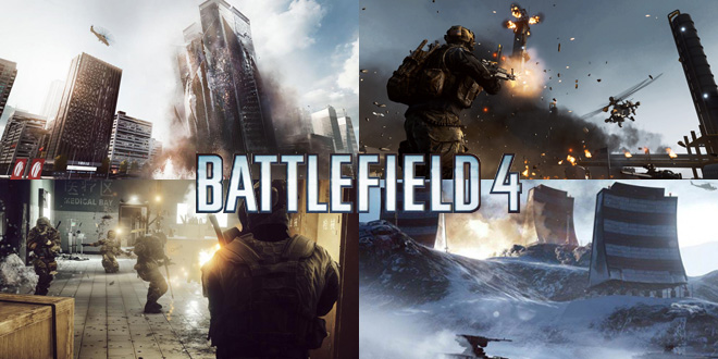 Battlefield 4 Winter Update Details