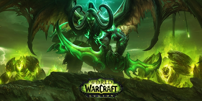 World of Warcraft: Legion ist das neue Addon - Demon Hunter