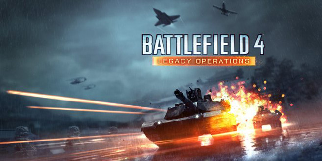 Battlefield 4: Dragon Valley und Legacy Operations