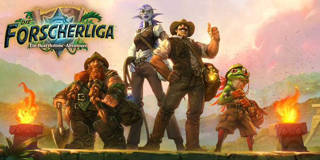 Hearthstone: Die Forscherliga Guide