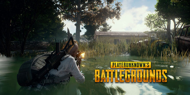 PlayerUnknown's Battlegrounds: Item Spawn Balancing