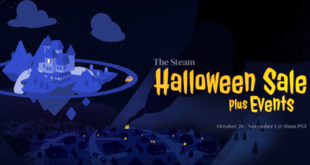 SteamHalloween2019