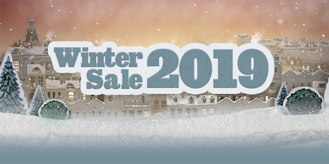 Steam: Winter Sale 2019 gestartet