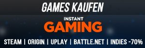 Instant Gaming - Kaufen Sie Ihren CD-Key f�r Steam, UPlay, Origin, Battle.net f�r PC.